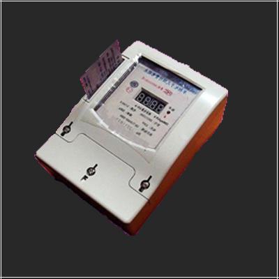 单相IC卡电表
